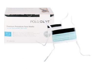 Face Masks tie-on anti-glare & anti-fog