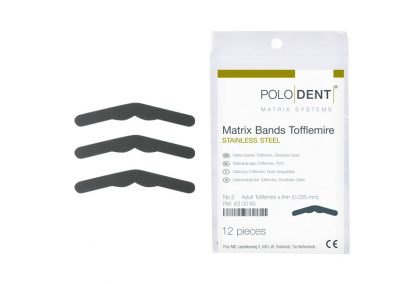 Matrix Bands Tofflemire stainless steel