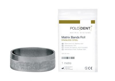 Matrix Bands Roll stainless steel