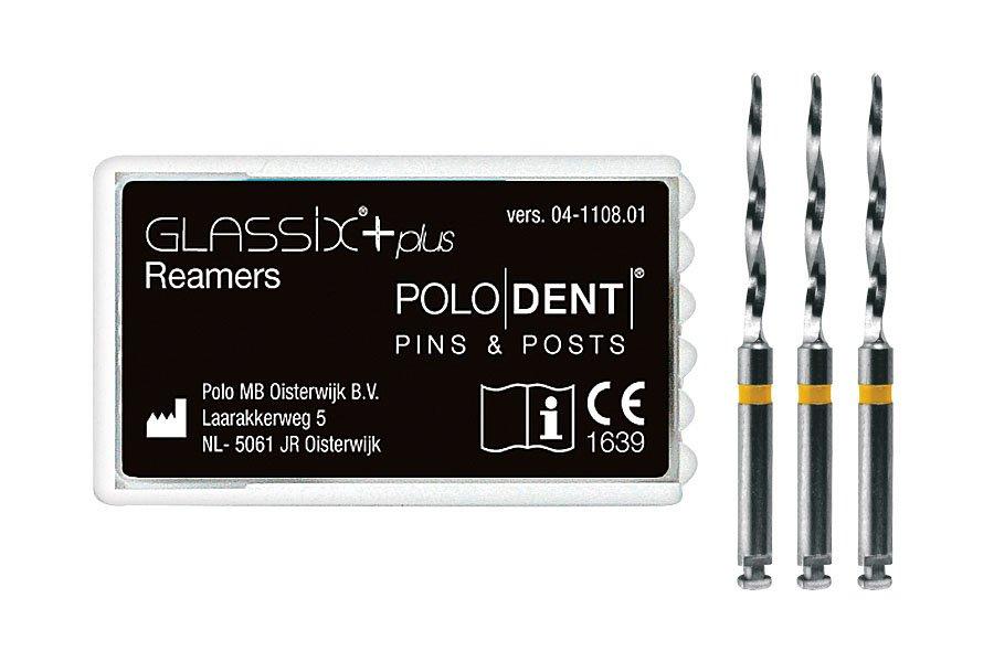Glassix +Plus reamers - Polo MB