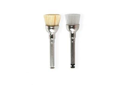 Polishing Brushes cup white RA