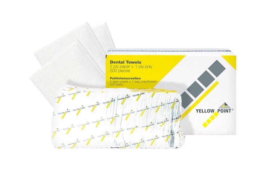 Dental Towels white