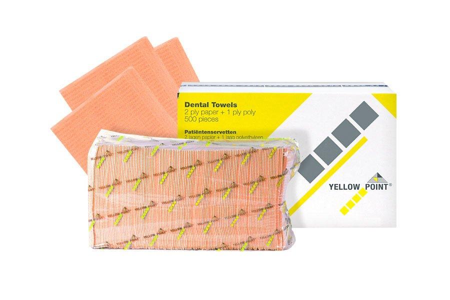 Dental Towels peach