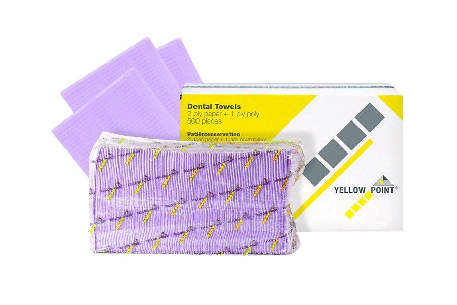 Dental Towels lavender