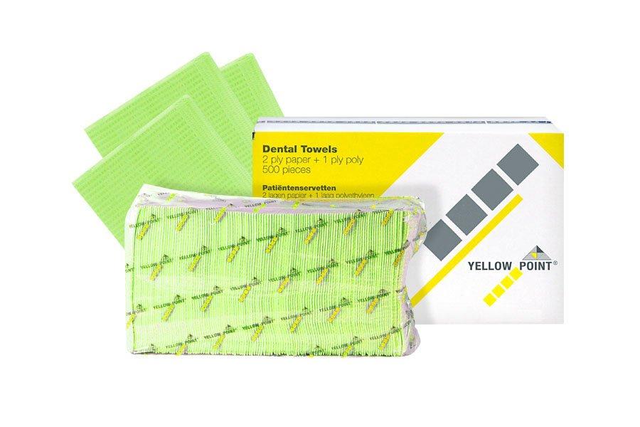 Dental Towels lime