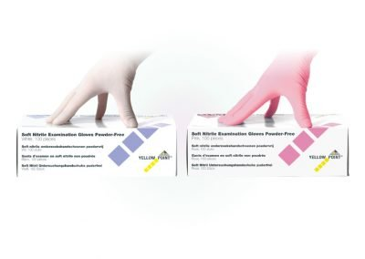 Soft Nitrile Examination Gloves Powder-Free
