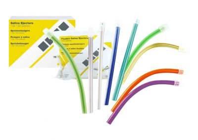 Flexible Saliva Ejectors